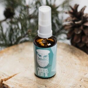 Silmachy Remedies Bārdas eļļa Captains Beard oil